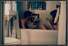amor bañera