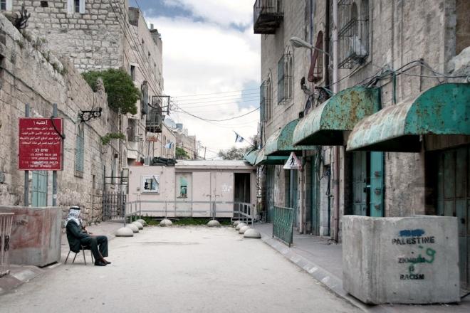 Shuada Street, Hebrón
