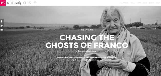 Chasing the Ghosts of Franco