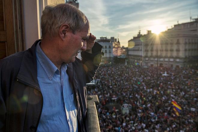 Puerta del Sol, 2 de junio de 2014. Foto: Álvaro Minguito/DisoPress